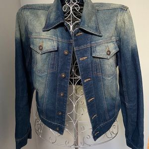 New Express Jeans denim jacket